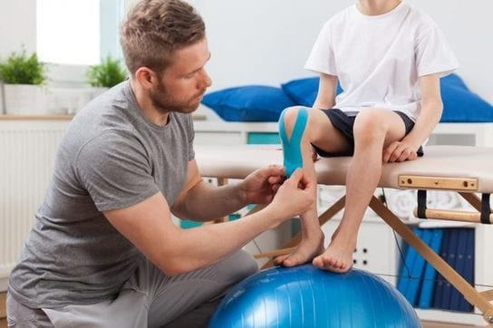 Exercises for Kids With Osgood Schlatter's Disease