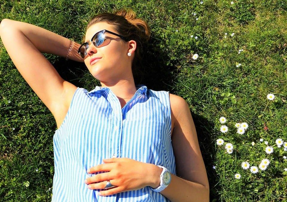 headache prevention young woman el paso tx
