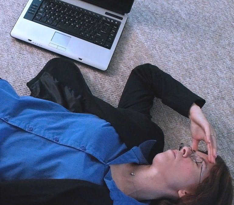 headache computer frustration el paso tx