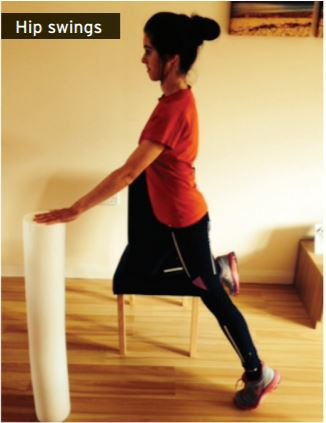 Hip Swings - El Paso Chiropractor