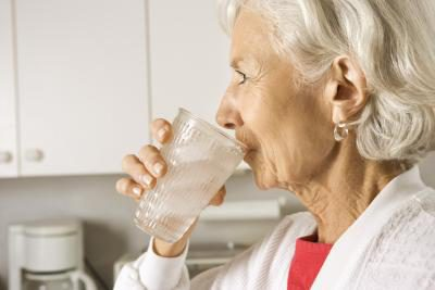 Proper Hydration in Older Adults