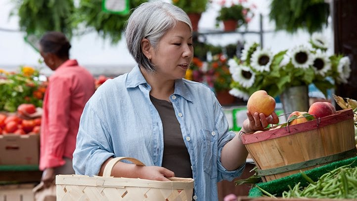 Getting Enough Fruit and Veggies for Seniors - El Paso Chiropractor