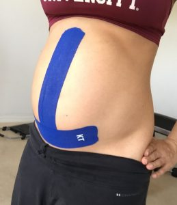 Technique #6: Frontal Belly Support Image 2 - El Paso Chiropractor