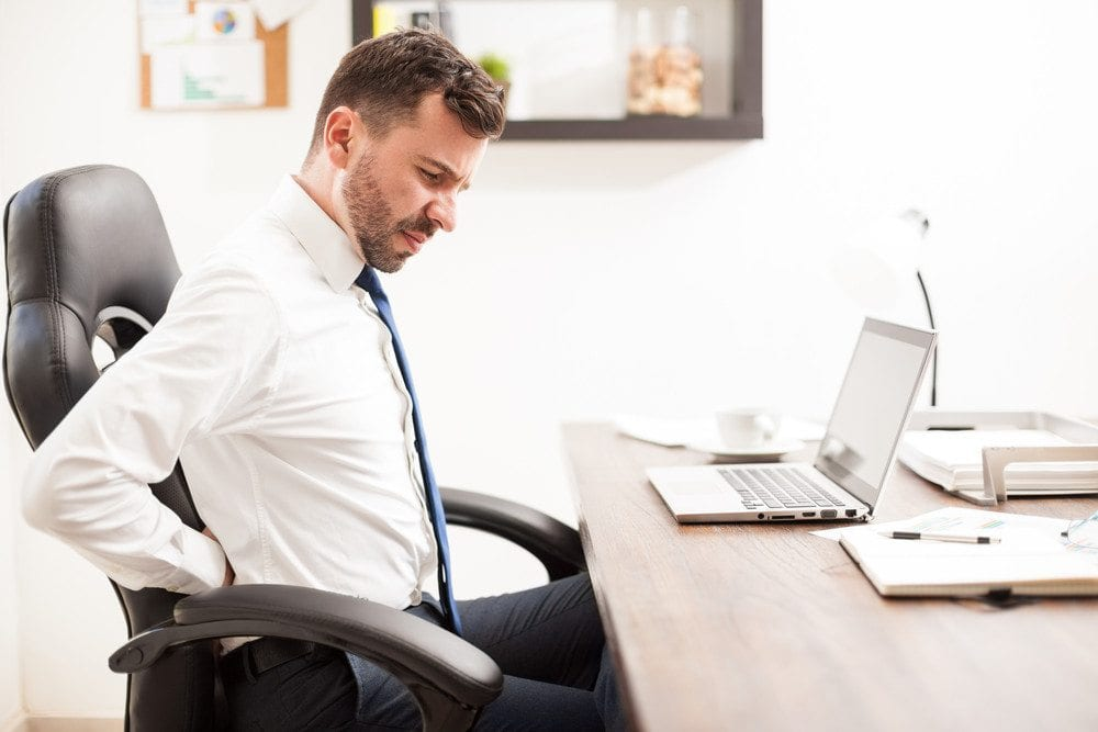 Chiropractic Treats Low Back Pain from Incorrect Posture - El Paso Chiropractor