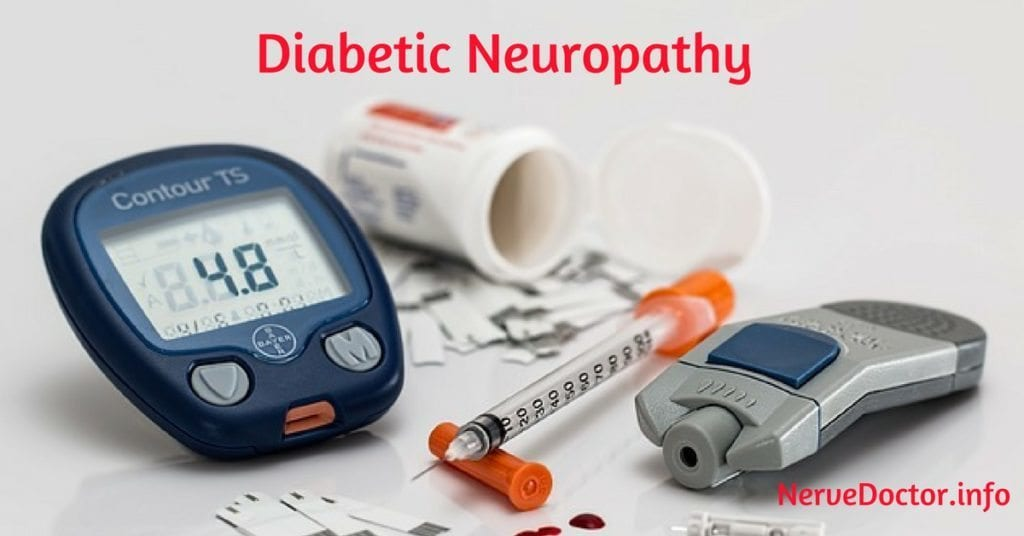 The Types of Neuropathy Caused by Diabetes - El Paso Chiropractor