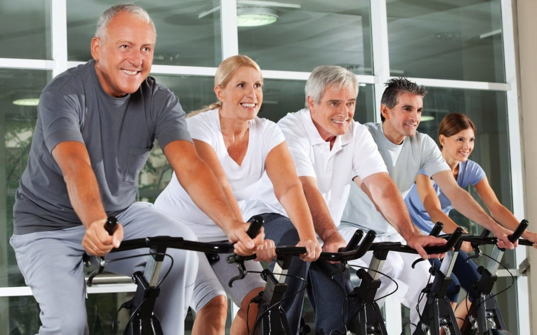 Exercise Helps Reverse Cellular Aging Process in Adults