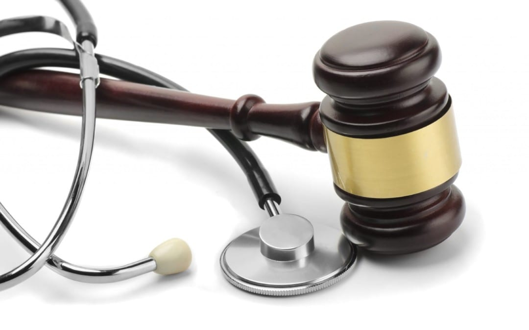 Don�t Let a Lawyer Be Your Doctor