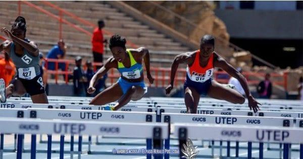 UTEP�s Tobi Amusan Garners Co-C-USA Athlete of the Week