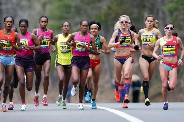 Study Finds, Elite Runner Women's Pace is First to Decline - El Paso Chiropractor