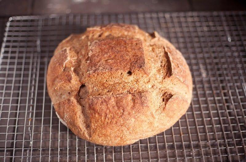 One-Step Sourdough Bread Recipe