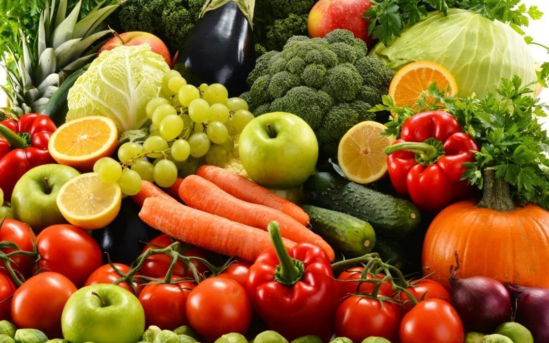 Proper Serving of Fruits and Vegetables for Longevity - El Paso Chiropractor