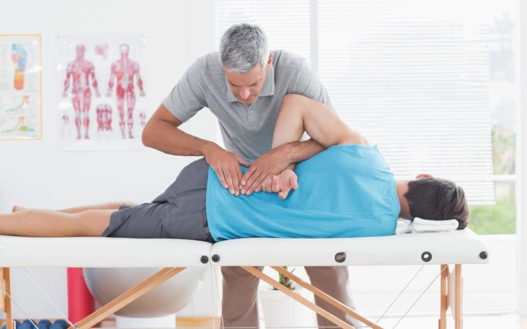 Chiropractic Adjustments & Subluxations