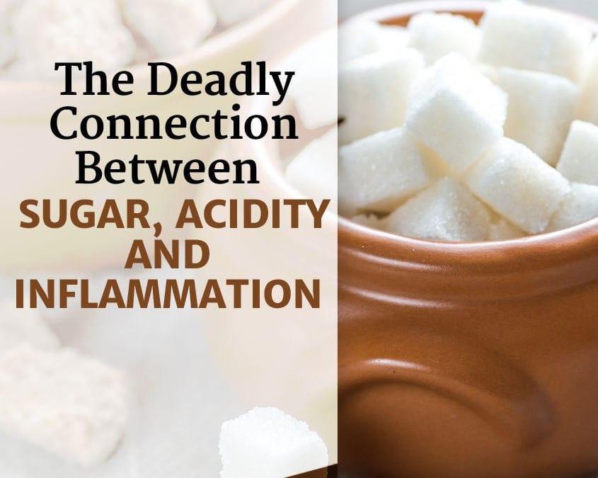 Sugar, Acidity & Inflammation