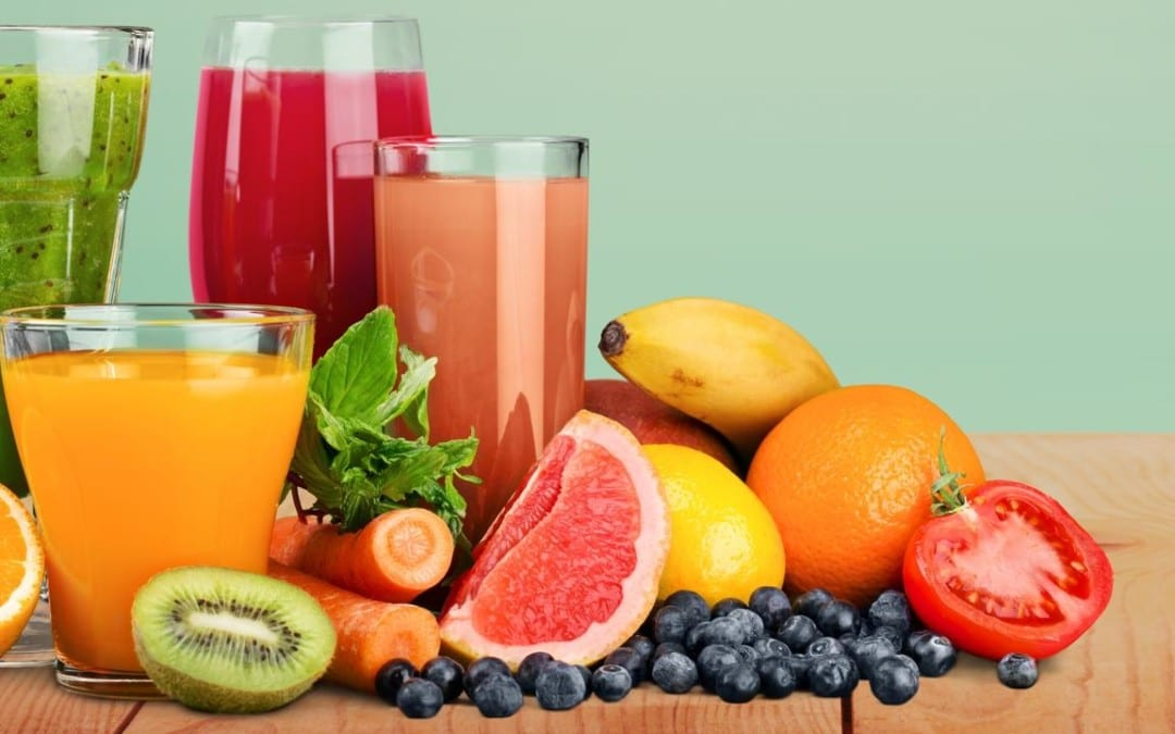 Juice or Smoothie: Which One Is Healthier? - El Paso Chiropractor