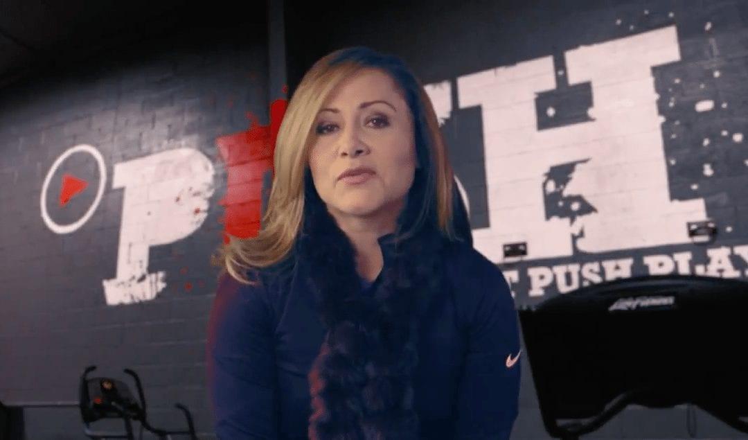 Pattie Valenzuela | Client | PUSH-as-Rx �