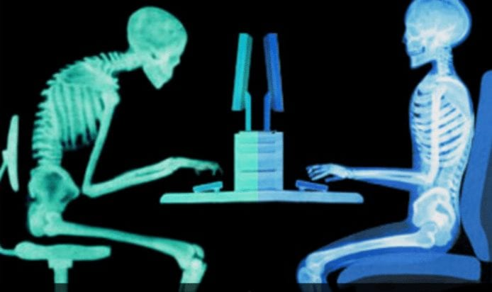 How Improper Posture Affects Overall Health and Wellness