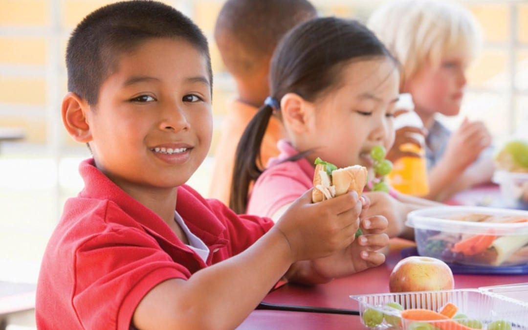 Kid's Lunch & Recess Timing Can Affect Health - El Paso Chiropractor