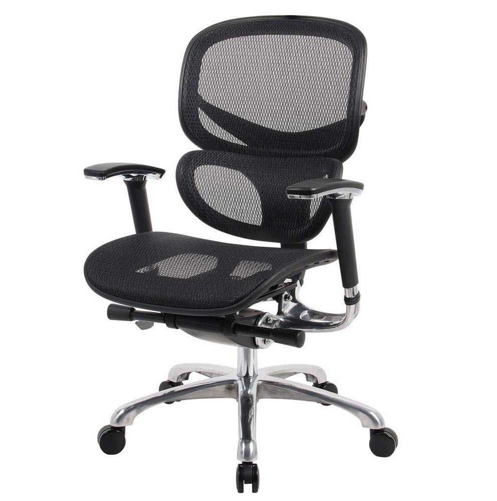 Mejor silla para la postura el paso cl nica trasera - La mejor silla de oficina ...