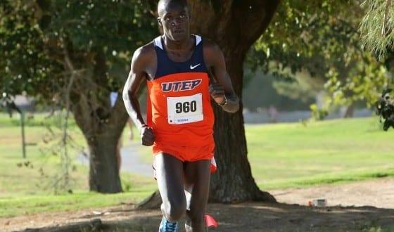 UTEP Rotich Named C-USA Postgraduate Honoree