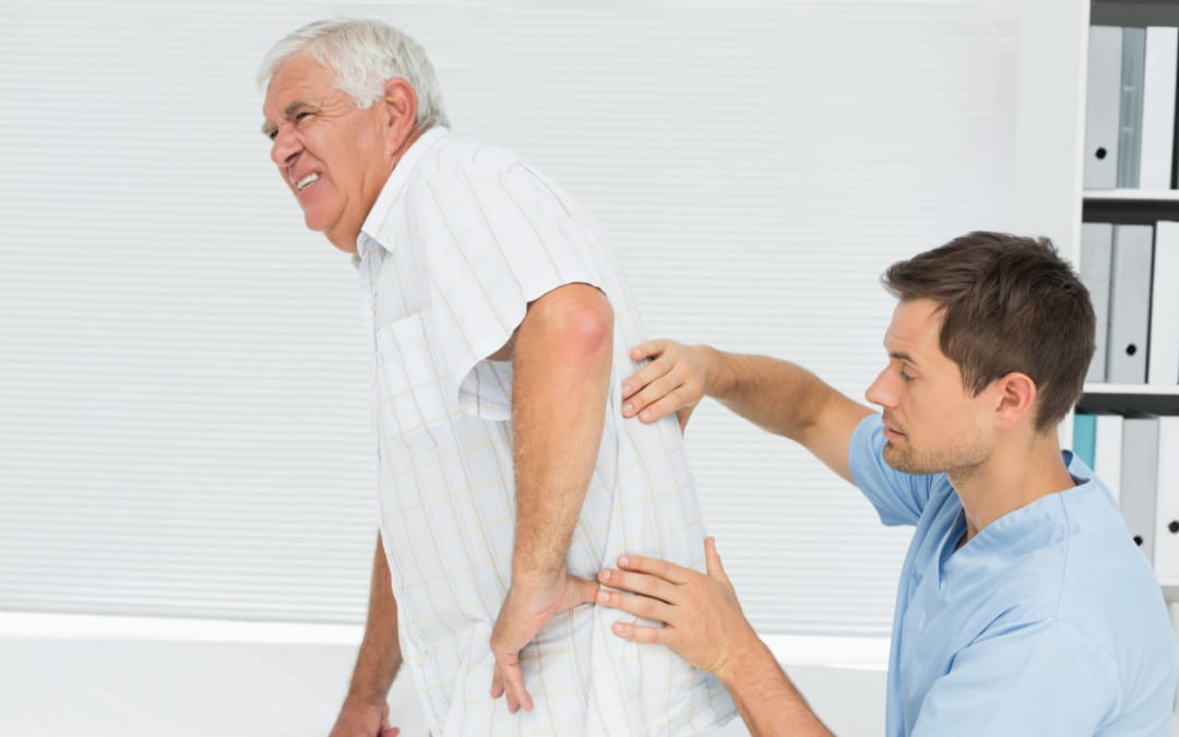 Reduced Spinal Degeneration Symptoms with Multiple Modalities