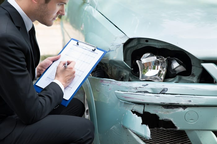 Transfer of Energy in No Damage Accidents, Causing Injury