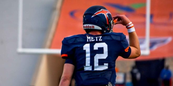 UTEP�s Metz a Nominee for 2017 Allstate AFCA Good Works Team
