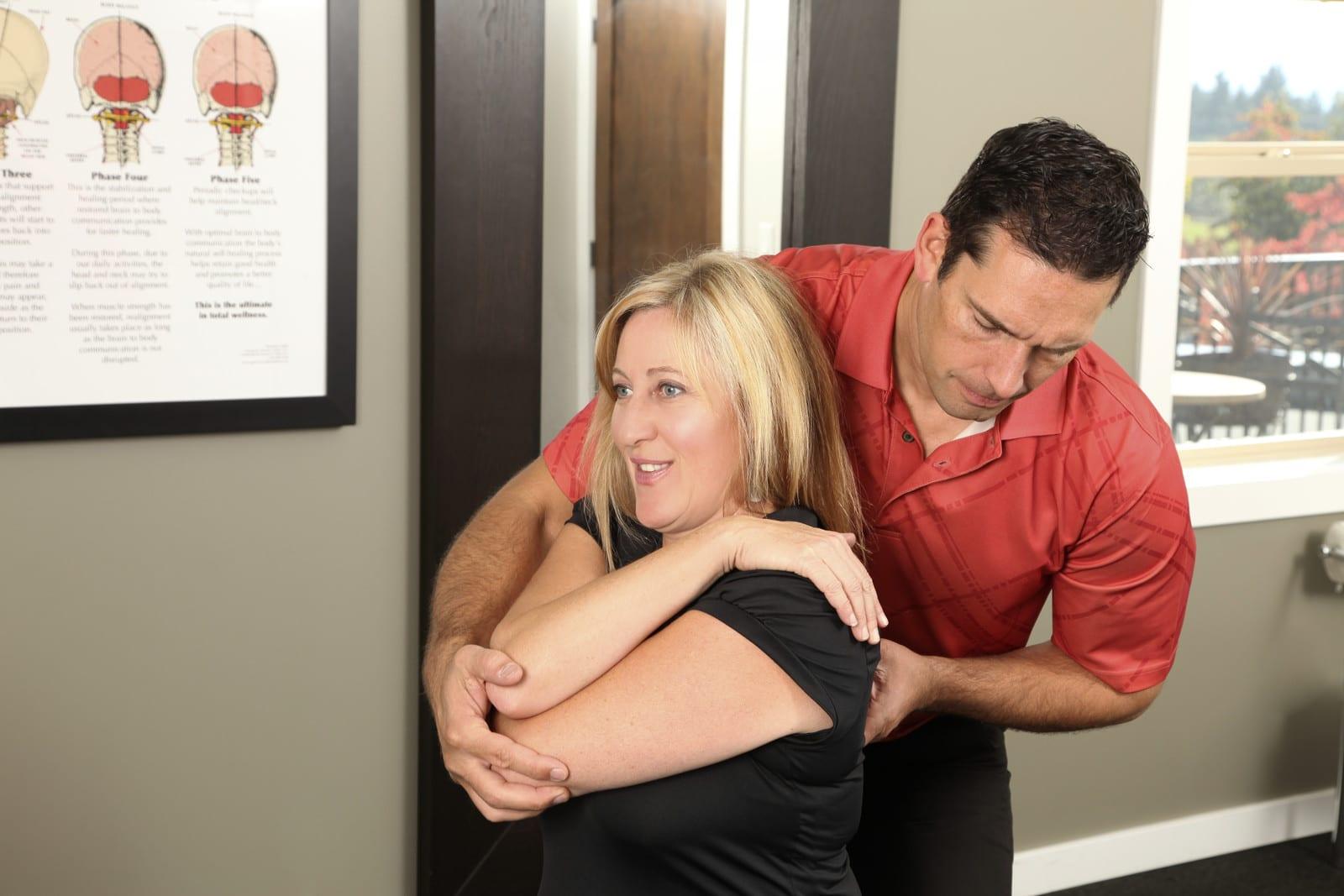 Chiropractic Adjustment El Paso, TX Back Clinic