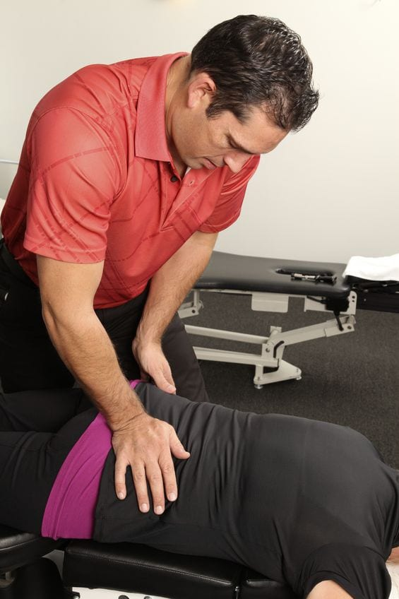 Chiropractic Re Adjustment El Paso, TX Back Clinic