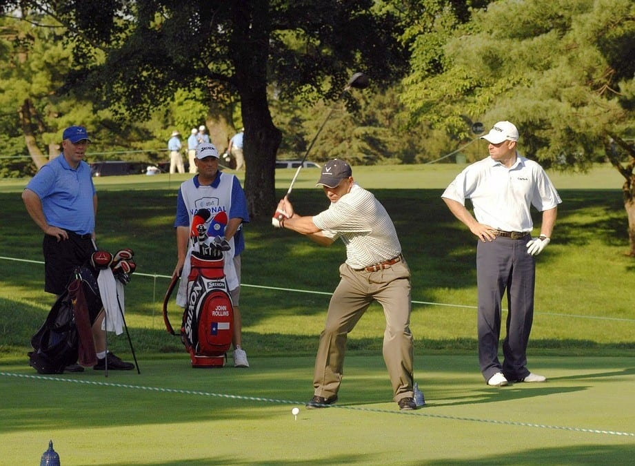 Golfers Can Benefit From Chiropractic Care
