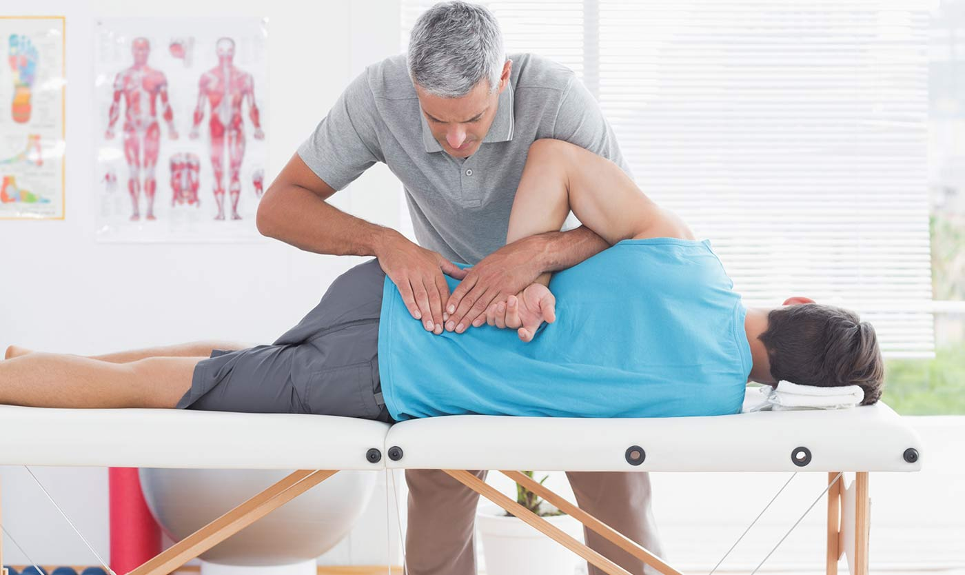 Image 1 Comparison of Chiropractic & Hospital Outpatient Care for Back Pain
