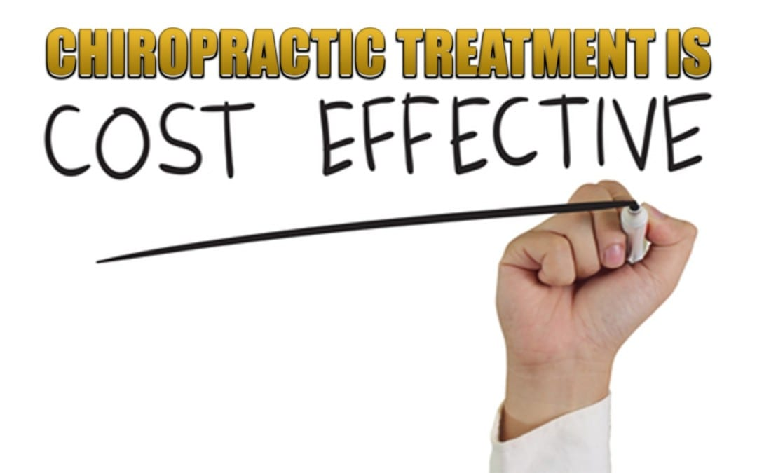 Cost Effectiveness Of Chiropractic Treatment In El Paso, TX.