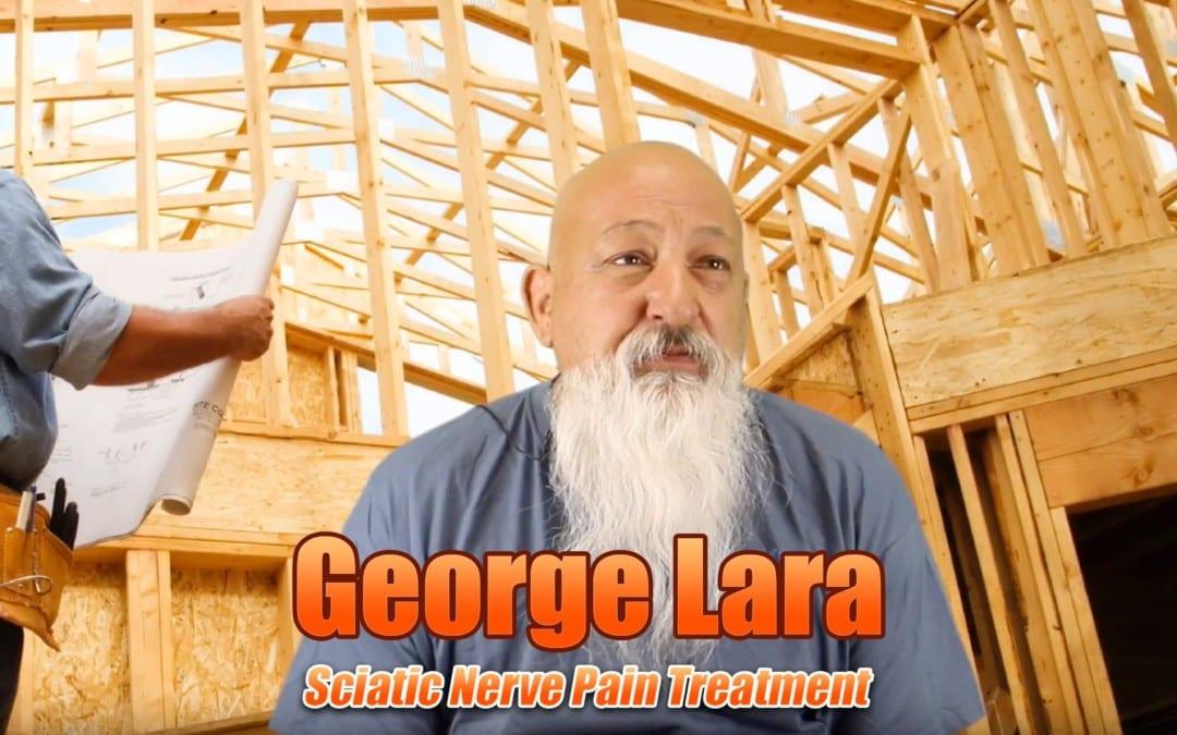 Sciatic Nerve Pain Treatment El Paso, TX | George Lara