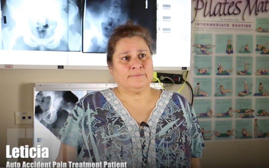 Auto Accident Injury Treatment El Paso, TX | Leticia
