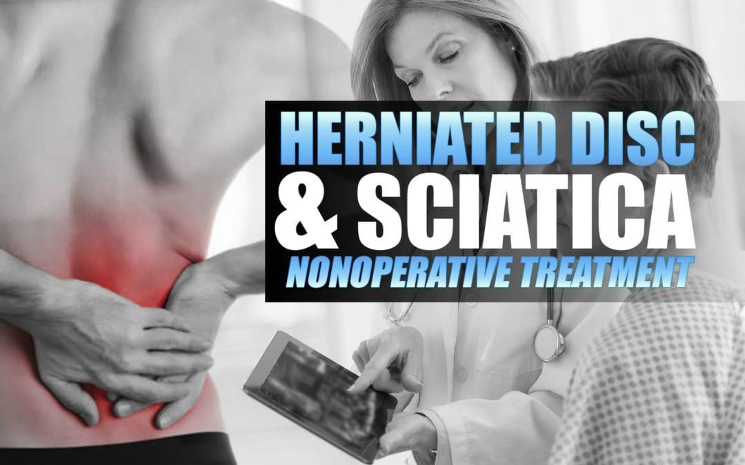 Herniated Disc & Sciatica Nonoperative Treatment in El Paso, TX