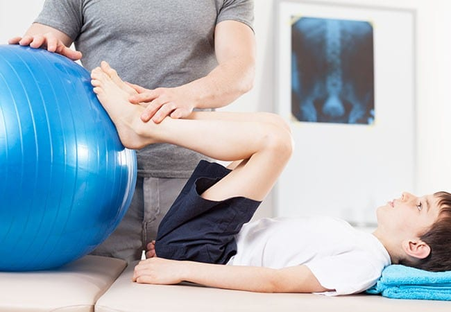 Physical Therapy for Cerebral Palsy in El Paso, TX