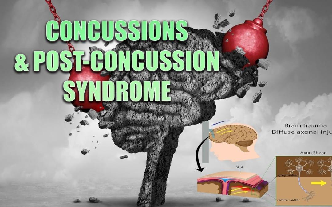 Concussions & Post-Concussion Syndrome