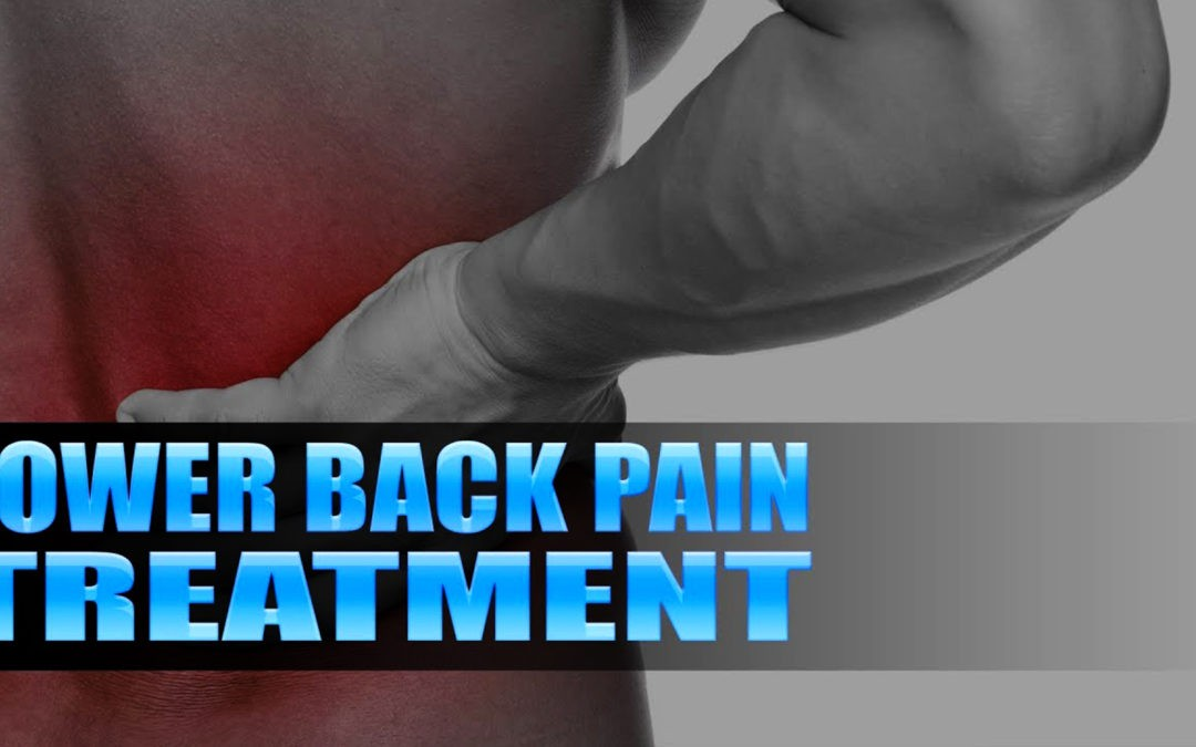 Lower Back Injury And Chiropractic Care | El Paso, TX. | Video