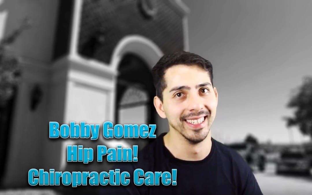 Hip Pain Chiropractic Treatment