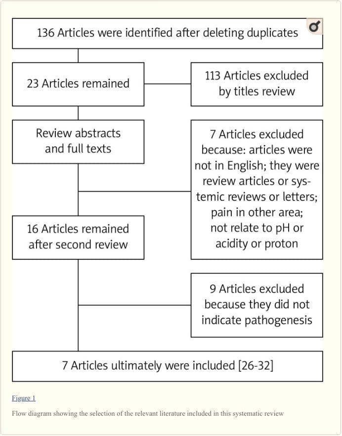 Figure 1 Flow Diagram Relevant Literature