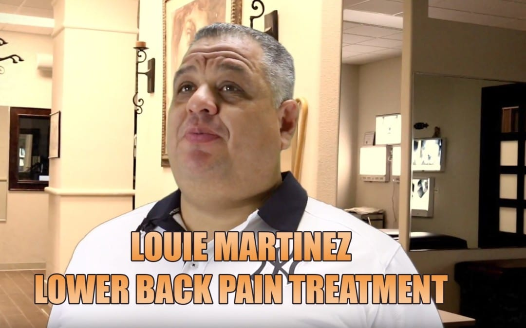 Lower Back Pain Treatment Video