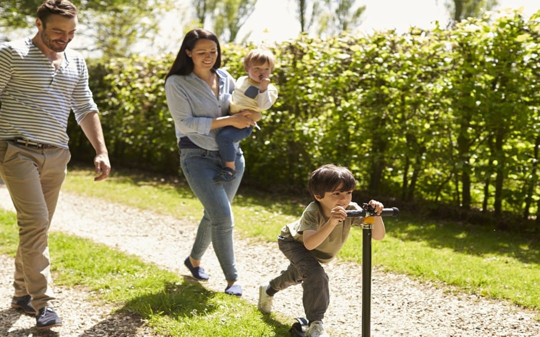 Three Health Benefits Walking Provides To Your Spine El Paso, Tx.