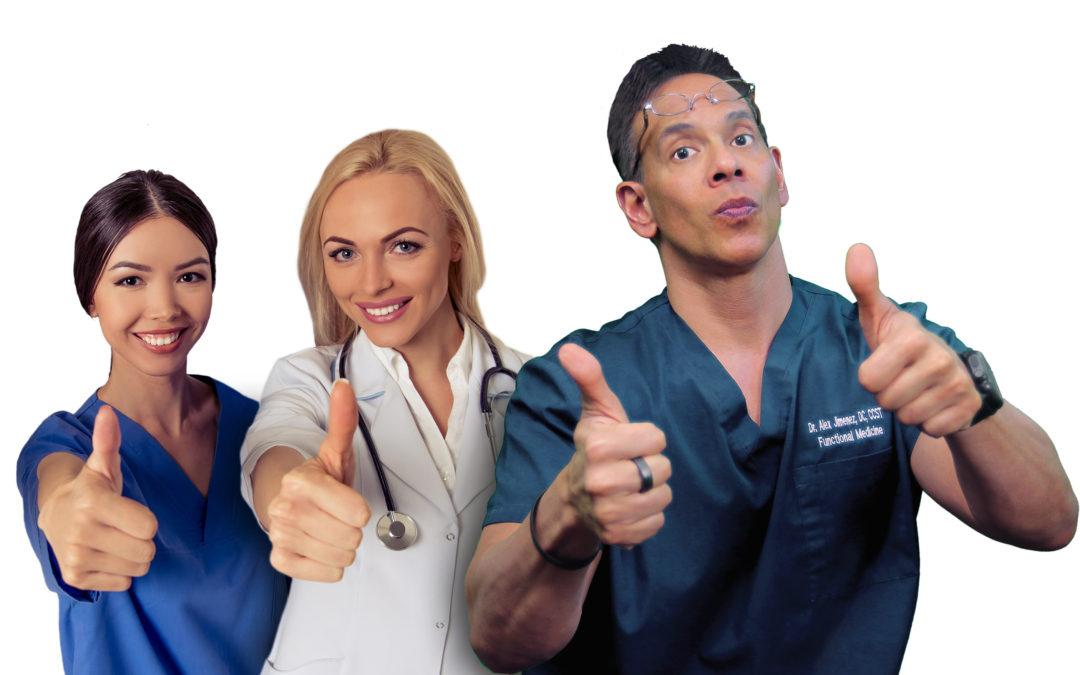 Chosen One of 3 Best Rated Chiropractors In El Paso, TX.