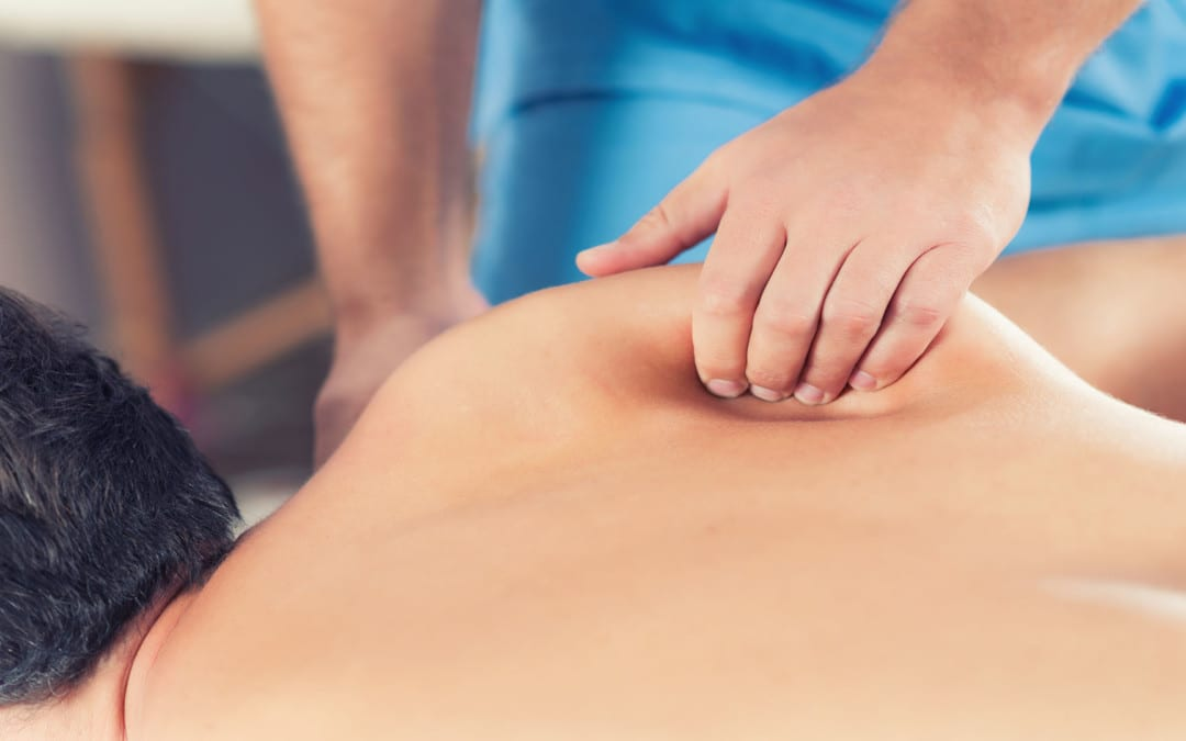 What Is A Winged Scapula & How Chiropractic Can Help El Paso, TX.