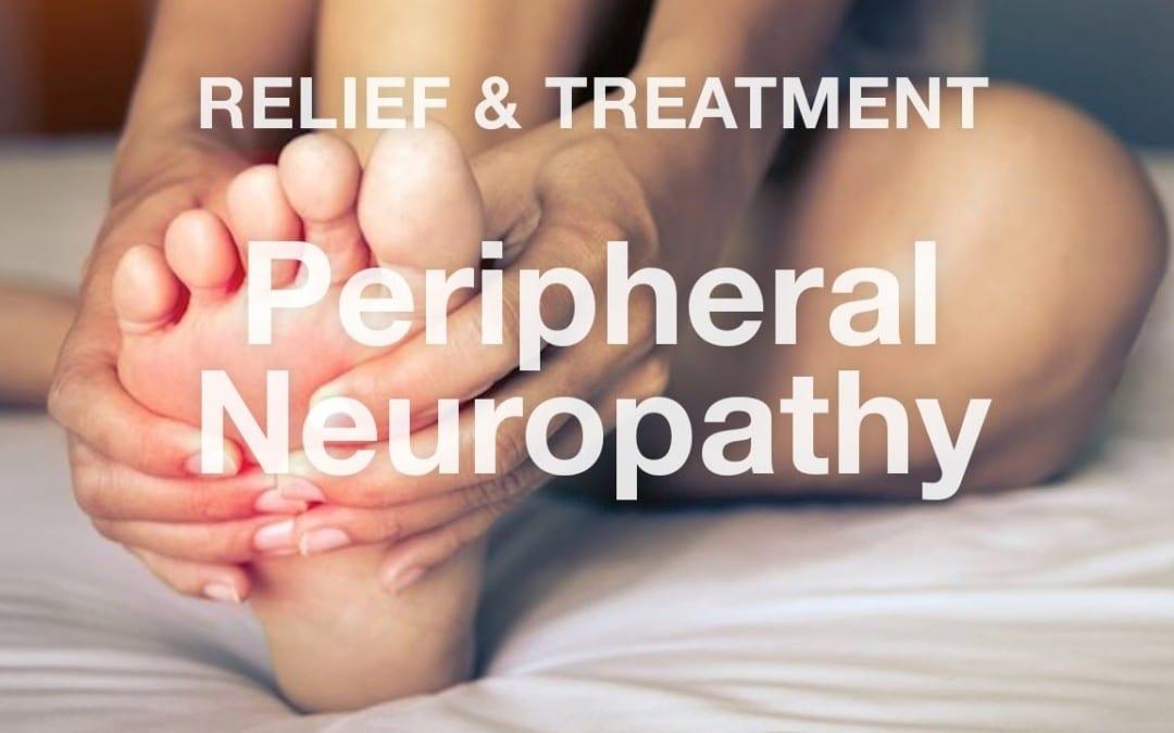 Peripheral Neuropathy Relief & Treatment   El Paso, TX (2019)