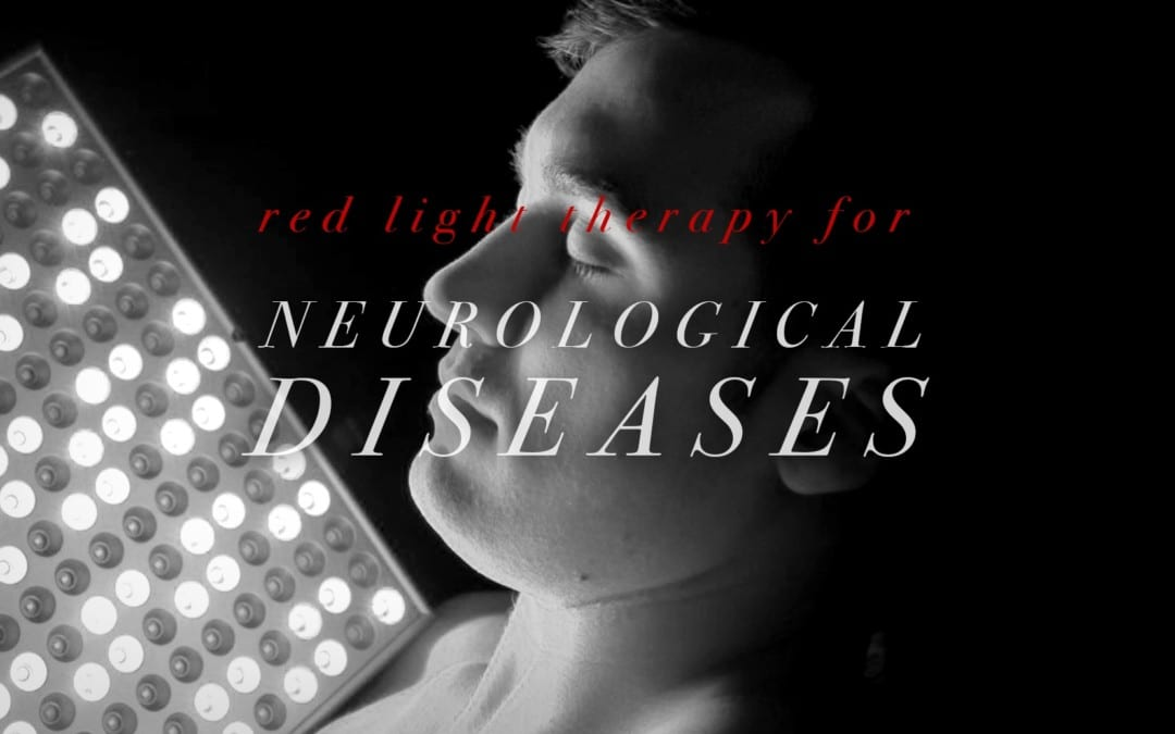 Red Light Therapy for Neurological Diseases