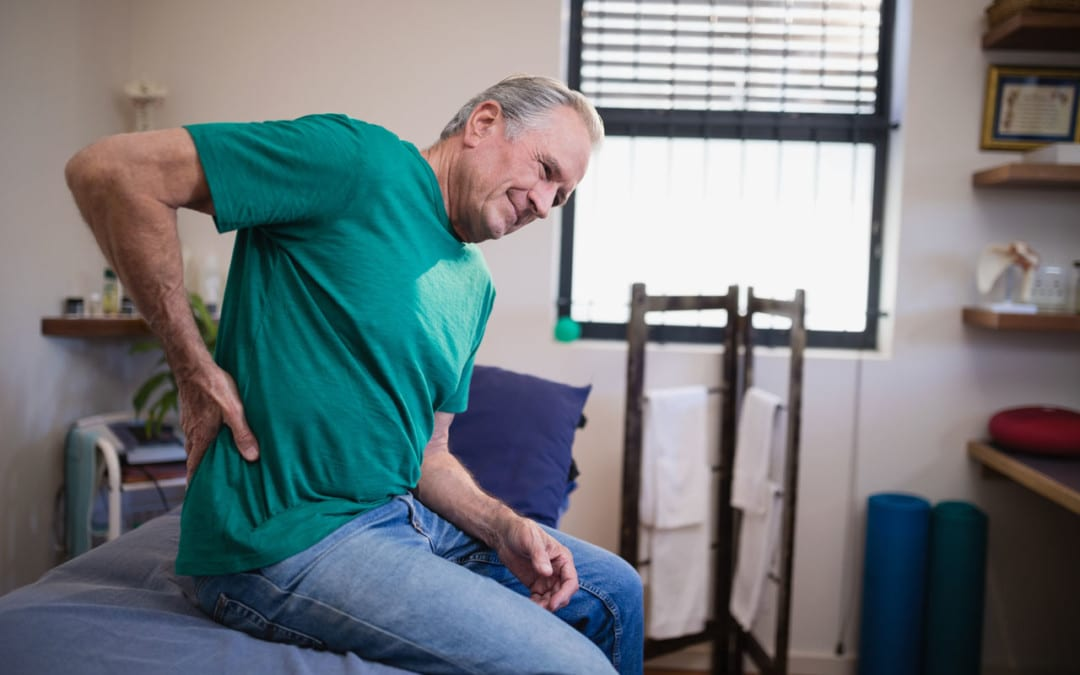 Back Pain or Hip Pain? Getting to the Root of the Problem El Paso, TX.