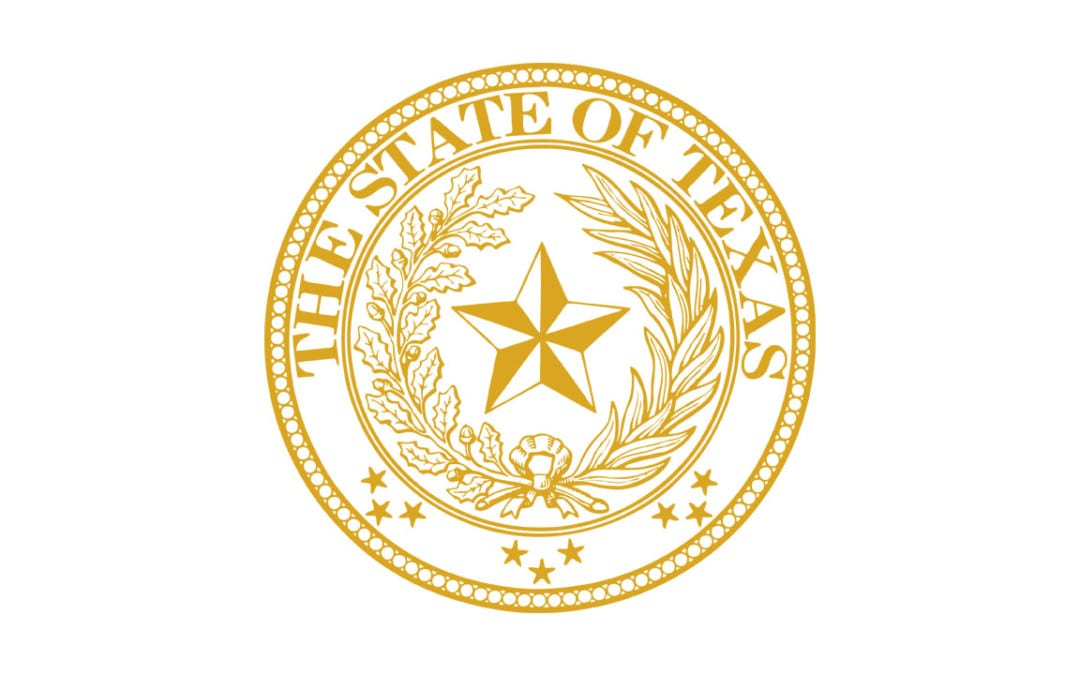 Texas Governor: Proclaims Chiropractic Health Month El Paso, TX.