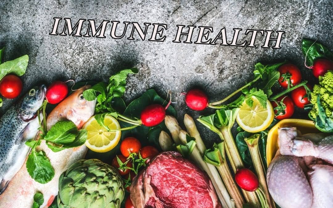 6 Foods to Boost the Immune System
