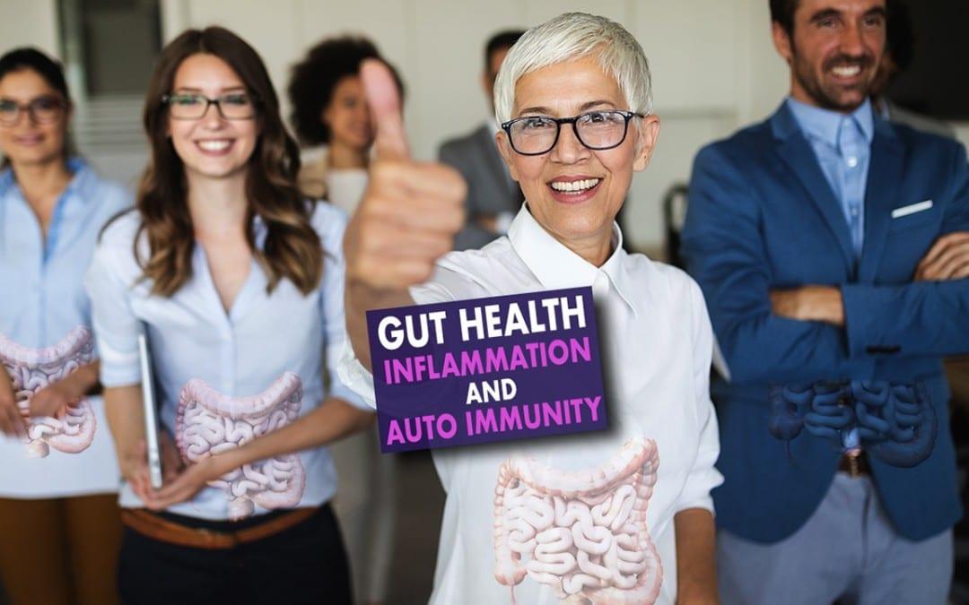 Gut Health, Inflammation and Autoimmunity Webinar