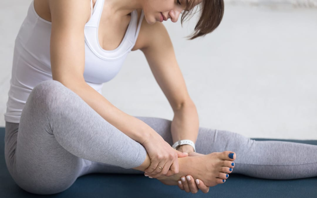 Ankle Injury, Function and Chronic Pain El Paso